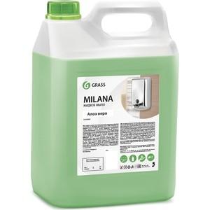 Жидкое мыло GRASS Milana алоэ вера, 5л