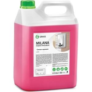 Жидкое мыло GRASS Milana спелая черешня, 5л