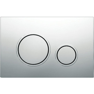 Кнопка смыва Koller Pool Twin Chrome хром