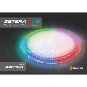 Управляемый светодиодный светильник Estares ESTERA 60W RGB R-465-WHITE-220V-IP20
