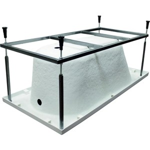 Фото - Каркас для ванны Koller Pool 140x70 с монтажным набором (CR140x70) каркас д ванны am pm sense new 170х70 см