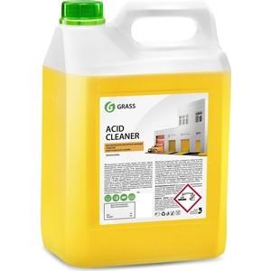 Фото - Моющее средство GRASS Acid Cleaner, 5 л моющее средство grass acid cleaner 5 л