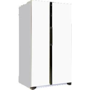 Холодильник REEX RF-SBS 17557 DNF IWGL холодильник avex rf 50w