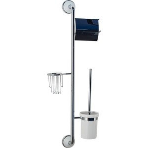Фото - Стойка для туалета Brissen Aster (B2228) ершик для унитаза brissen aster b2208c