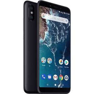 Смартфон Xiaomi Mi A2 4/64GB Black смартфон xiaomi mi 8 lite 4 64gb aurora blue
