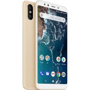 Смартфон Xiaomi Mi A2 4/64GB Gold смартфон xiaomi redmi 5 plus 4 64gb gold