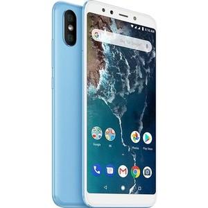 Смартфон Xiaomi Mi A2 4/64GB Blue смартфон asus zenfone 5 ze620kl 4 64gb midnight blue