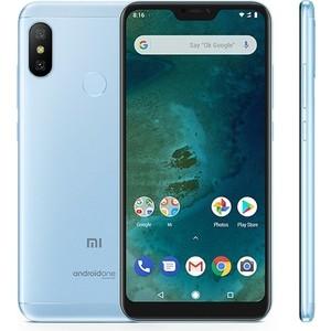 Смартфон Xiaomi Mi A2 Lite 3/32GB Blue смартфон xiaomi mi a2 lite 3 32gb black
