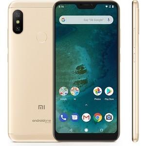 Смартфон Xiaomi Mi A2 Lite 3/32GB Gold смартфон xiaomi mi a2 lite 3 32gb black