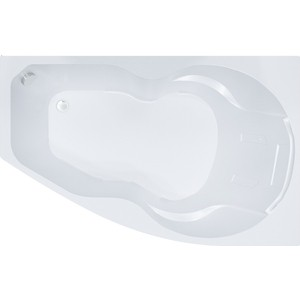 Акриловая ванна Triton Лайма L 160x95 левая (Н0000000174)