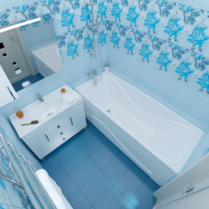 Акриловая ванна Triton Стандарт 150x70 (Н0000099328)
