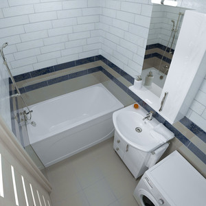 Акриловая ванна Triton Ультра 120x70 (Щ0000017400)