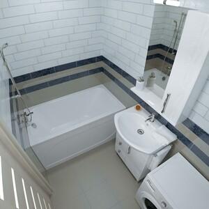 Акриловая ванна Triton Ультра 130x70 (Щ0000017401)