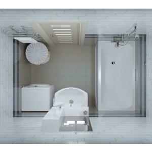 Акриловая ванна Triton Ультра 160x70 с каркасом (Щ0000017117, Щ0000041797)