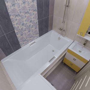Акриловая ванна Triton Александрия 160x75 с панелью (Н0000100391, Н0000100270)