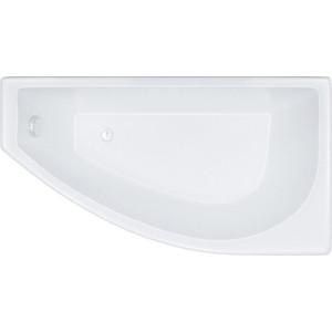Акриловая ванна Triton Бэлла L 140x76 левая с панелью (Н0000009409, Н0000020160)
