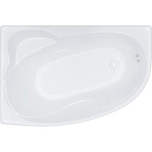 Акриловая ванна Triton Изабель R 170x100 правая, с панелью (Н0000020132, Н0000025035)