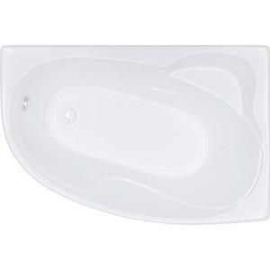 Акриловая ванна Triton Кайли L 150x101 левая, с панелью (Н0000020133, Н0000025036)