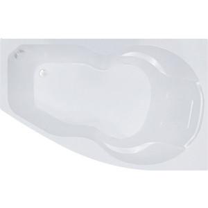 Акриловая ванна Triton Лайма L 160x95 левая с панелью (Н0000000174, Н0000099925)