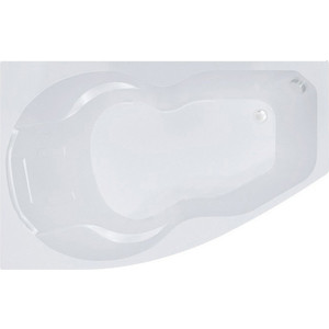 Акриловая ванна Triton Лайма R 160x95 правая с панелью (Н0000000175, Н0000099925)