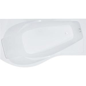 Акриловая ванна Triton Мишель R 170x96 правая, с панелью (Н0000000204, Н0000099930) фронтальная панель triton мишель 170 правая н0000099930
