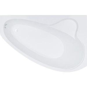Акриловая ванна Triton Пеарл-шелл L 160x104 левая, с панелью (Н0000000209, Н0000099934) цены
