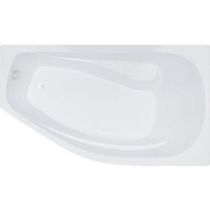 Акриловая ванна Triton Скарлет L 167x96 левая, с панелью (Н0000000215, Н0000099944)