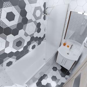Акриловая ванна Triton Джена 170x70 с каркасом (Щ0000001223+Щ0000011575)