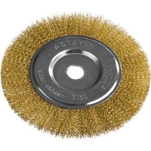 Корщетка-колесо Stayer Professional витая 200 мм х22 (35122-200)