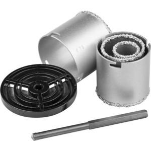 Набор коронок кольцевых Kraftool 4шт 33-53-67-73 мм (3340_z01)