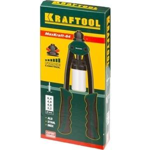 Заклепочник Kraftool двуручный MaxKraft-64 d 3,2-6,4 мм (31160)