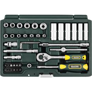Набор торцевых головок Kraftool Expert Qualitat Super Lock 1/4 42 предмета (27885-H42z02)