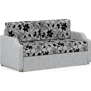 Кушетка Шарм-Дизайн Малыш шенилл серый цветы малыш платье серый xxxl
