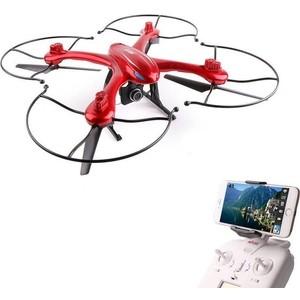Фото - Радиоуправляемый квадрокоптер MJX X102H с HD FPV камерой и барометром RTF 2.4G - X102H-4018 радиоуправляемый квадрокоптер aosenma x drone fpv с барометром видеокамера 480p wi fi
