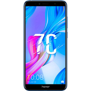 Смартфон Honor 7C Blue (AUM-L41) honor 7c