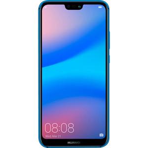 Смартфон Huawei P20 Lite Blue huawei p20 lite 64gb 4g pink смартфон
