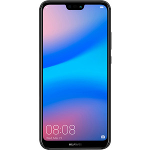 Смартфон Huawei P20 Lite Black huawei p20 lite 64gb 4g pink смартфон
