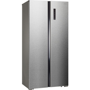 Холодильник Hiberg RFS-480DX NFXq все цены