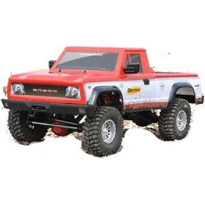 Радиоуправляемый краулер Cross RC PG4RS Pickup 4WD KIT масштаб 1:10 - CR90100018