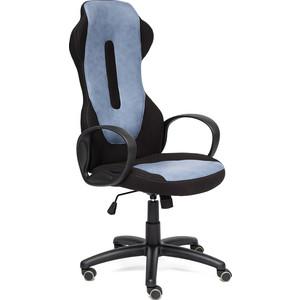 Кресло TetChair ALIEN ткань, черный/серый 54/189 кресло tetchair ostin ткань серый бирюзовый мираж грей 23