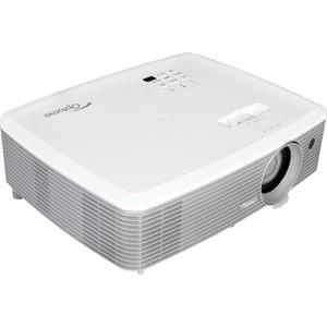 Проектор Optoma W345 проектор optoma w345 dlp 3d 1280х800 3300 ansi lm