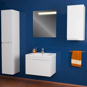 Мебель для ванной Alvaro Banos Armonia 100 белый лак