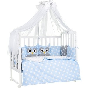 Фото - Комплект в кроватку Sweet Baby Uccellino Blu Голубой 7 предметов dvd blu ray