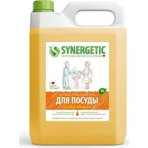 Фото - Средство для мытья посуды Synergetic СОЧНЫЙ АПЕЛЬСИН, 5 л препарат для суставов и связок sport technology nutrition collagen концентрат черная смородина апельсин 0 5 л