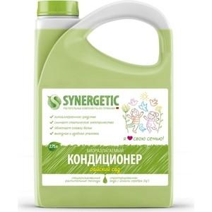 Кондиционер Synergetic для белья РАЙСКИЙ САД , канистра ПЭ, 2.75л