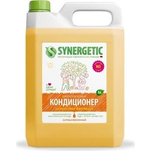 Кондиционер Synergetic для белья ЦИТРУСОВАЯ ФАНТАЗИЯ , 5 л