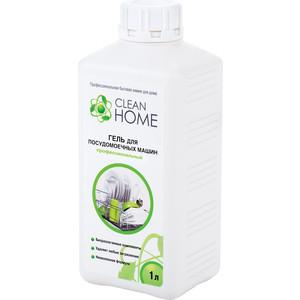 Гель для посудомоечной машины (ПММ) CLEAN HOME профессиональный, 1л