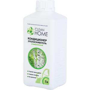 Кондиционер CLEAN HOME ополаскиватель для белья с ароматом русского леса, 1л