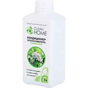 Кондиционер CLEAN HOME ополаскиватель для белья с ароматом яблоневых садов, 1л