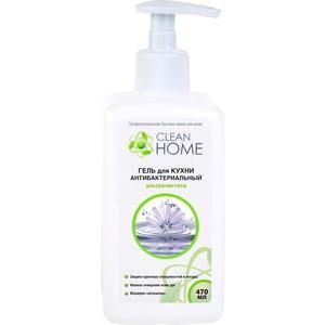 Гель CLEAN HOME для кухни антибактериальный ультрачистота, 470мл